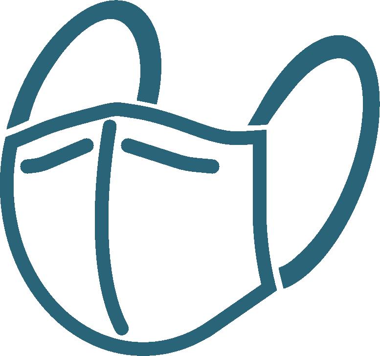 Hochwertige Atemschutzmaske Copsol Copptech